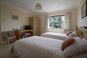 Greenfield Bed & Breakfast Twin Room